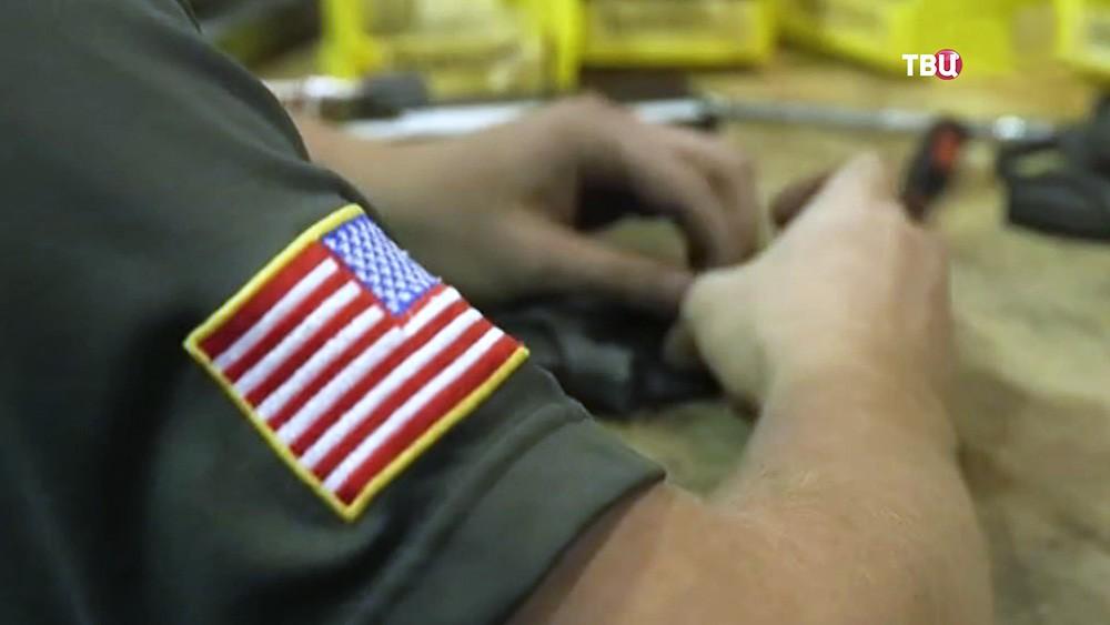 Производство оружия в США