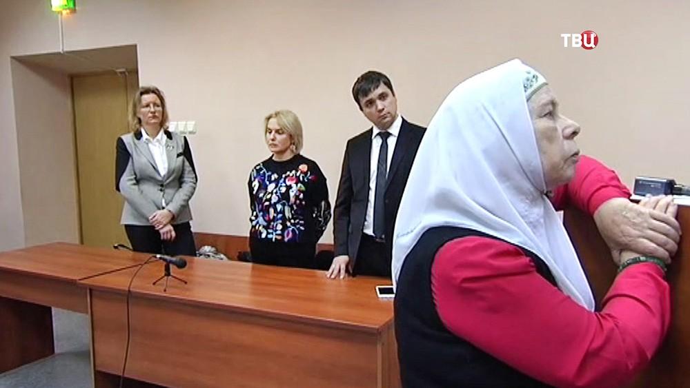 """Суд по делу о деятельности """"чёрных риелторов"""""""