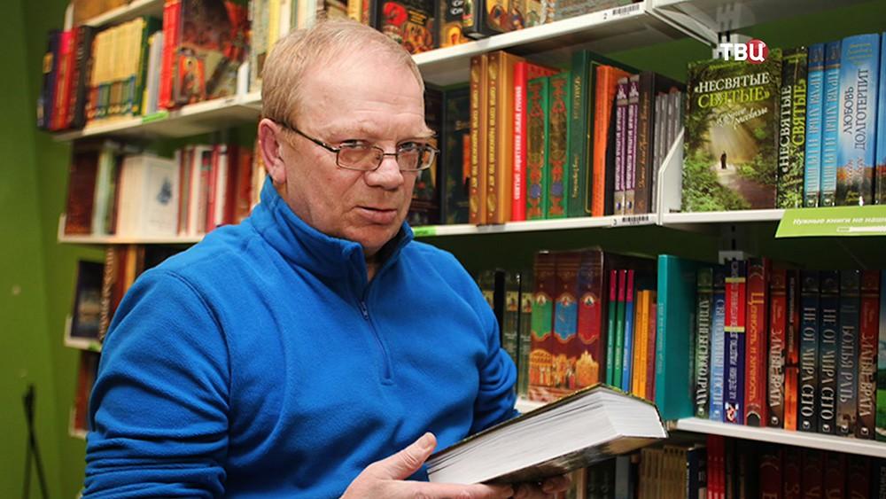 Актер Николай Годовиков