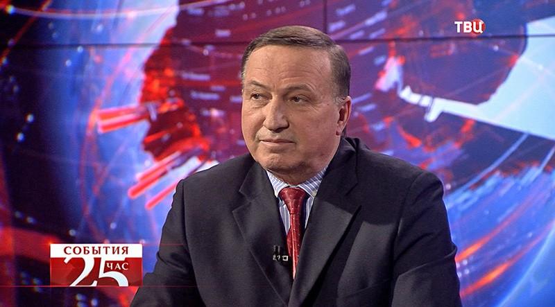 Сергей Уянаев, заместитель директора Института Дальнего Востока РАН