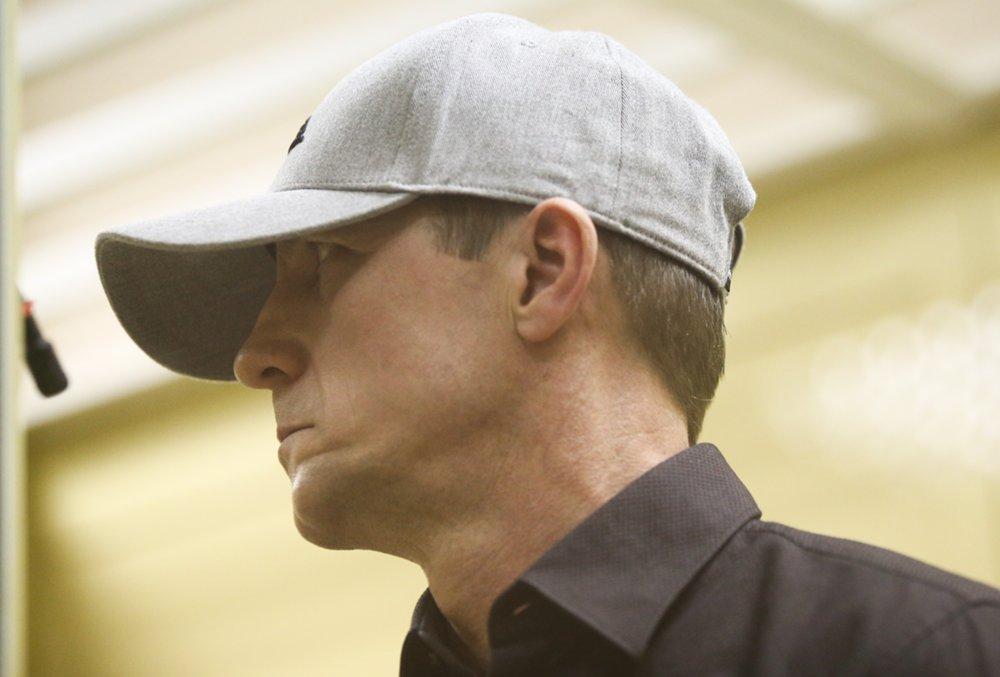 Оглашение приговора одному из членов ореховской группировки И.Сосновскому в Мособлсуде