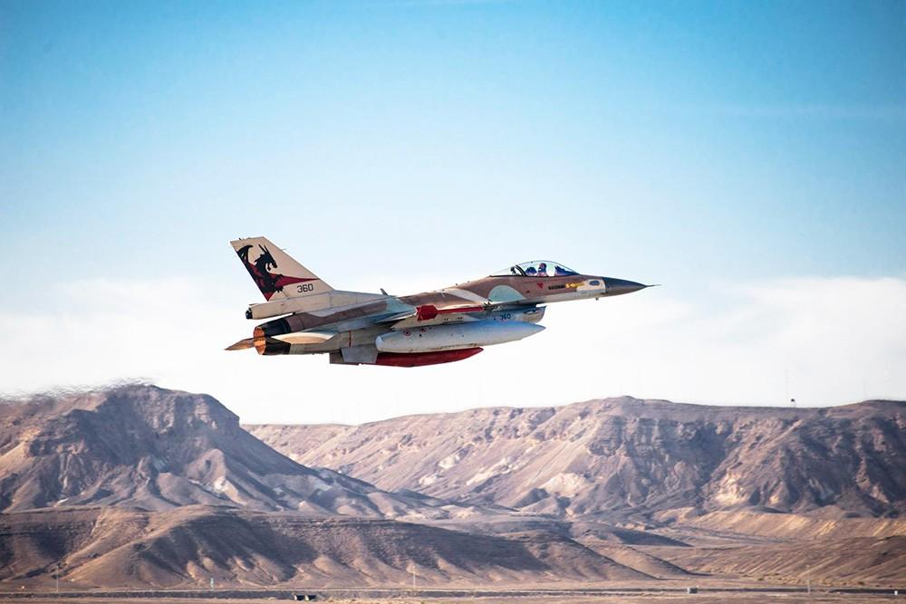 Истребители ВВС Израиля