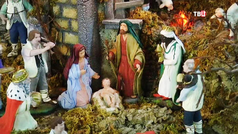 Рождественские фигурки