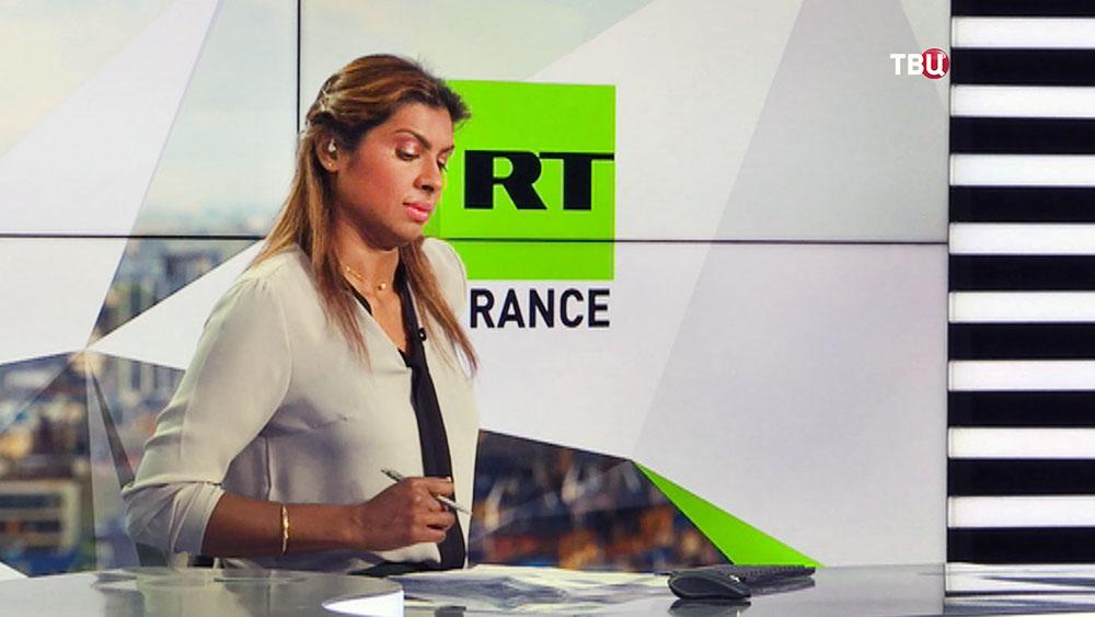 Телеканал RT France