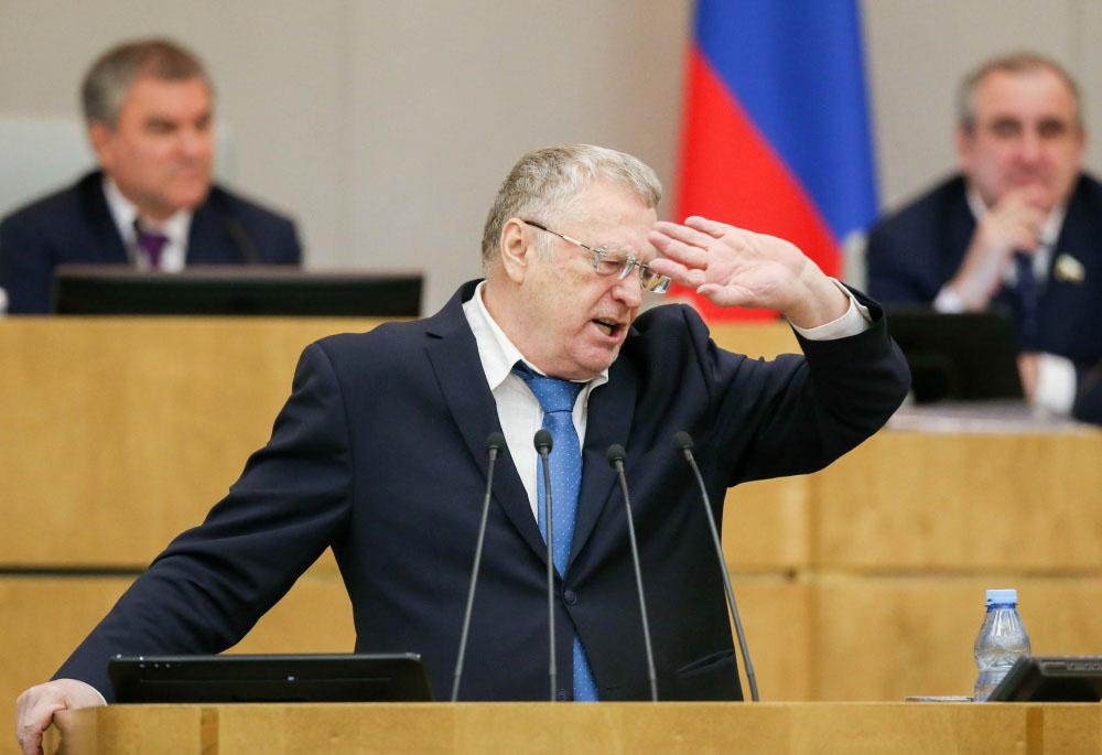 Владимир Жириновский
