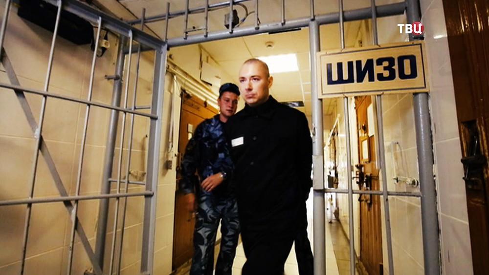 Задержанный агент СБУ Валентин Выговский