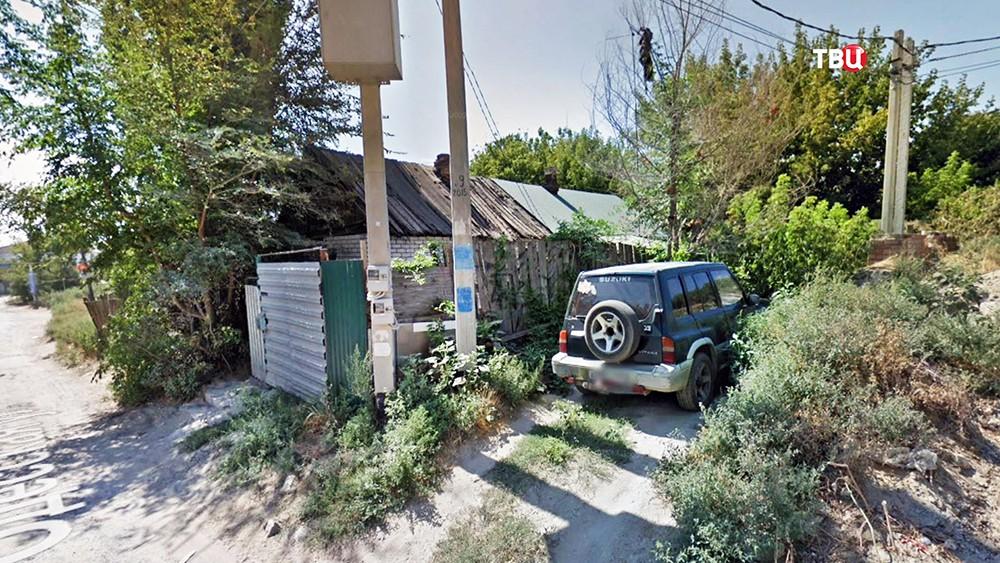 Дома в Волгограде до сноса
