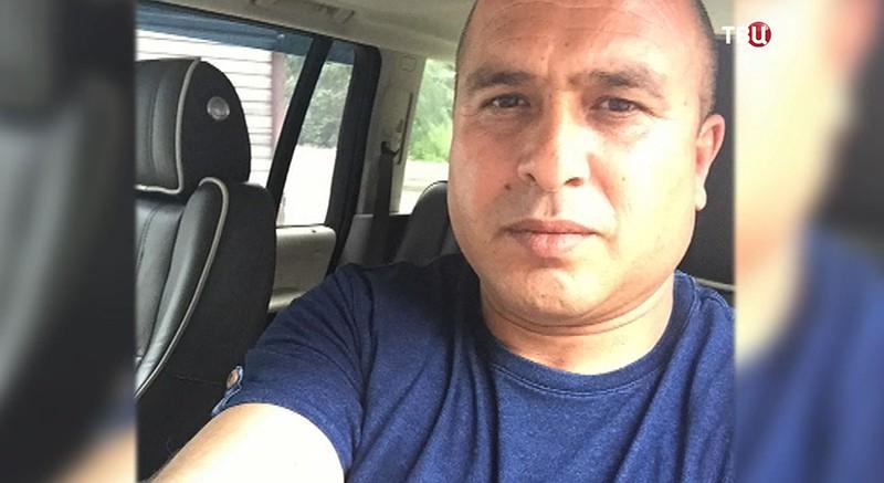 Напавший на водителя автобуса Ализаде Мустафаев