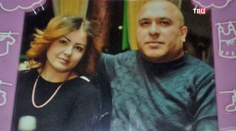 Напавший на водителя автобуса Ализаде Мустафаев и его жена