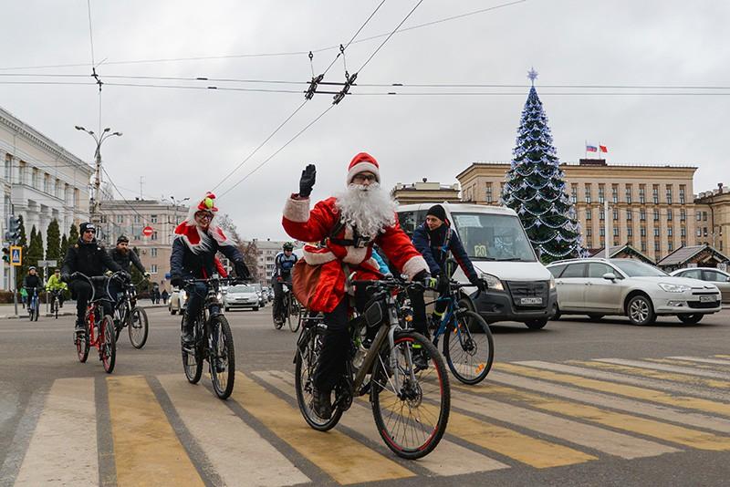 Россия готовится к встрече Нового года