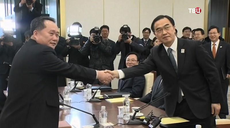 Межкорейские переговоры