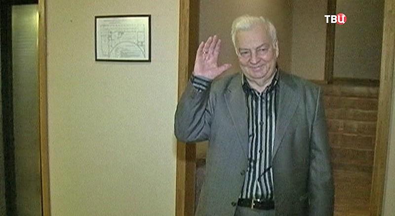 Актёр Михаил Державин