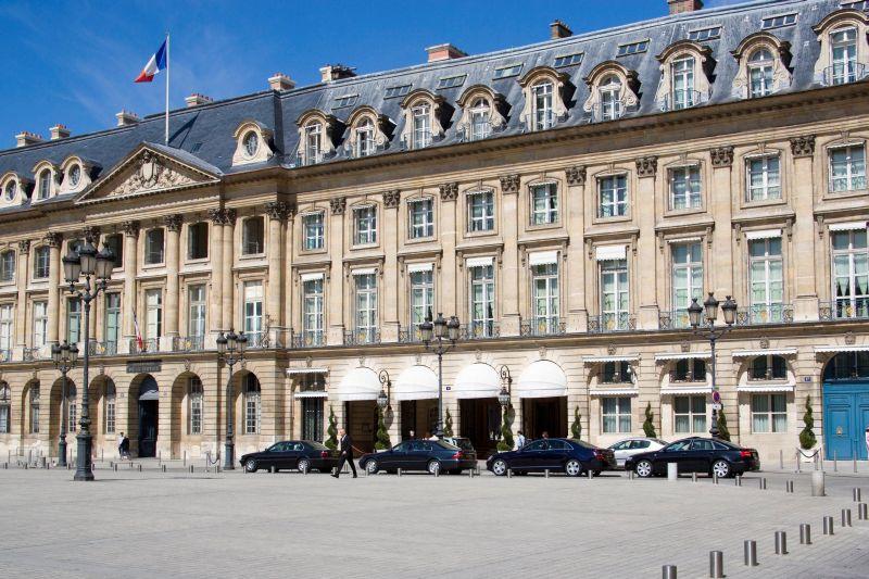 Отель Ritz в Париже