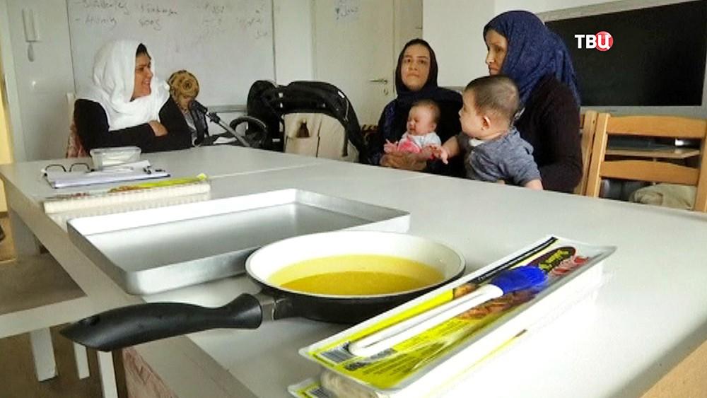 Мусульманские семьи в Европе