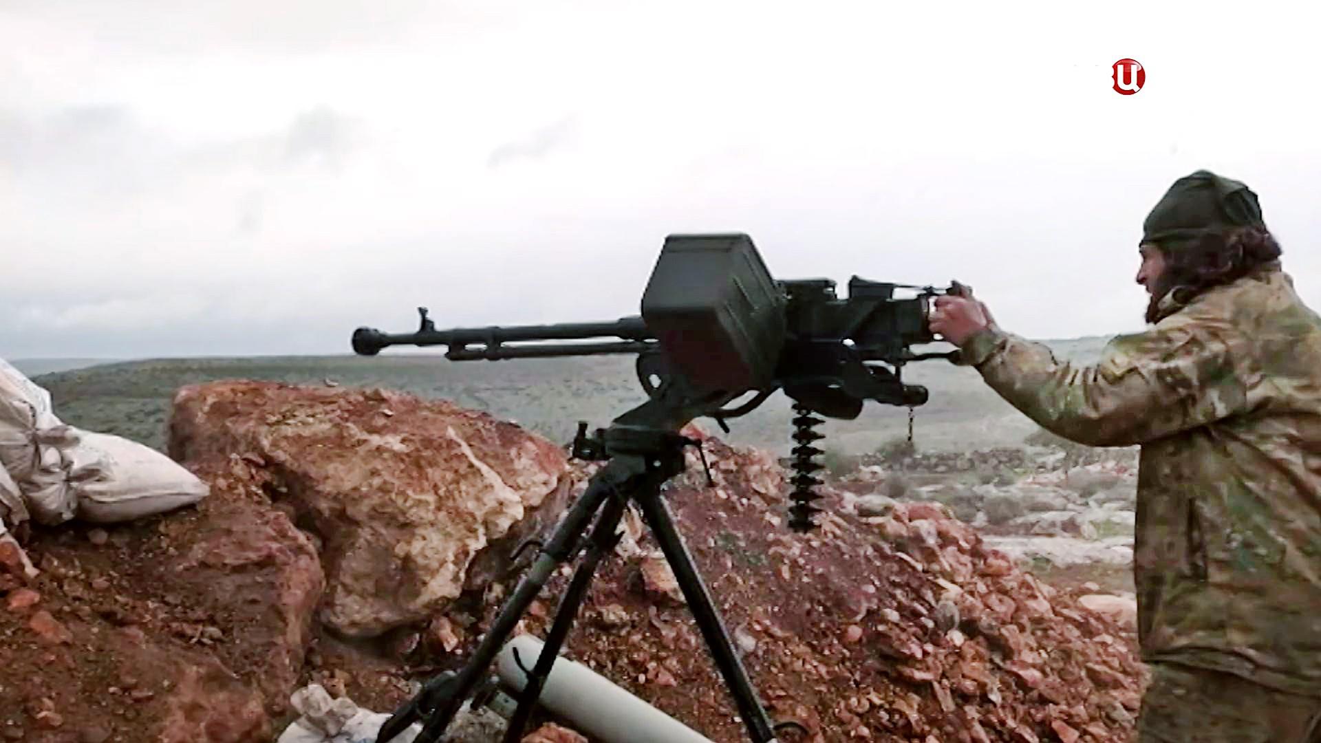 Военные Турции ведут бой
