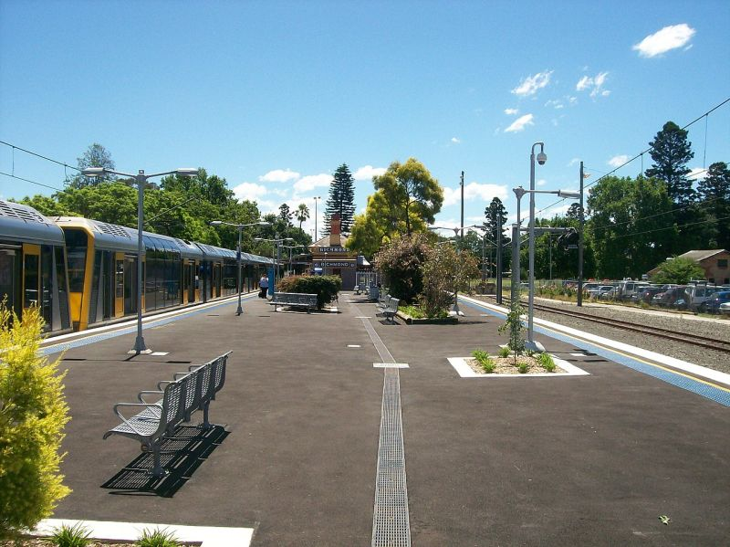 """Железнодорожная станция """"Ричмонд"""", Сидней"""