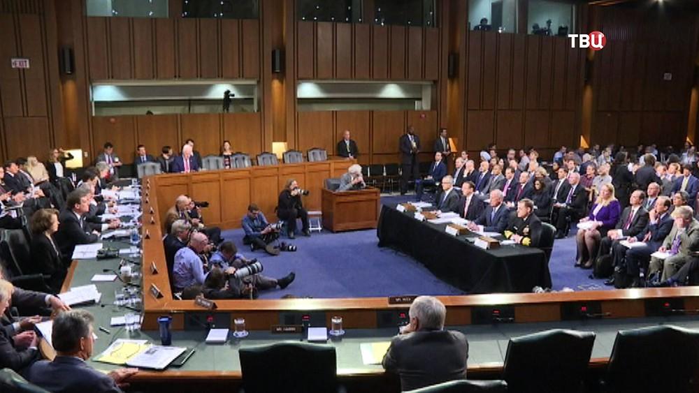 """Минфин США представил Конгрессу """"кремлёвский список"""""""