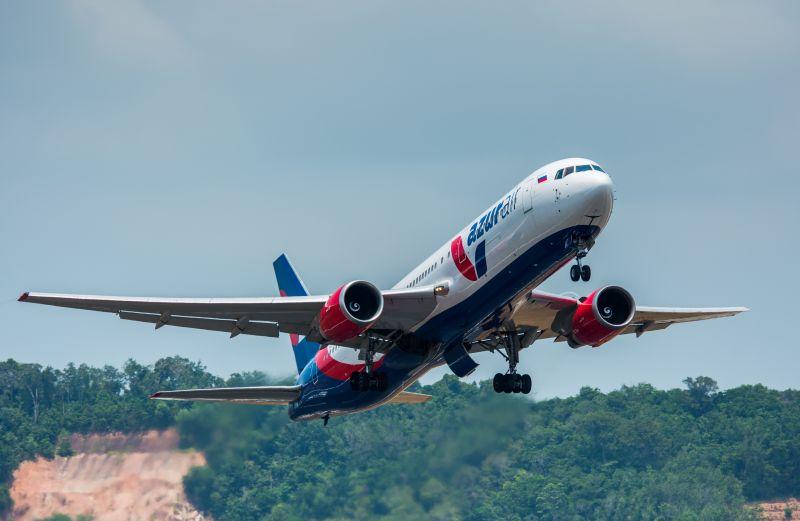 Boeing 767 авиакомпании Azur Air