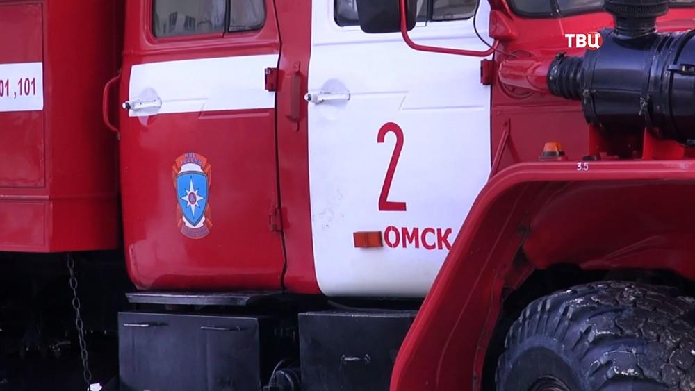 Спасатели Омска