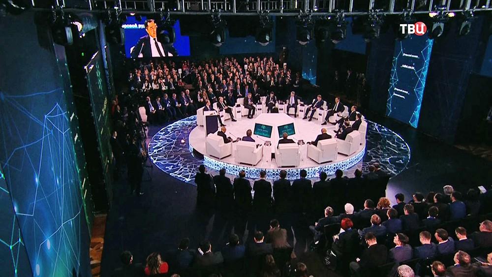 Экономический форум в Казахстане
