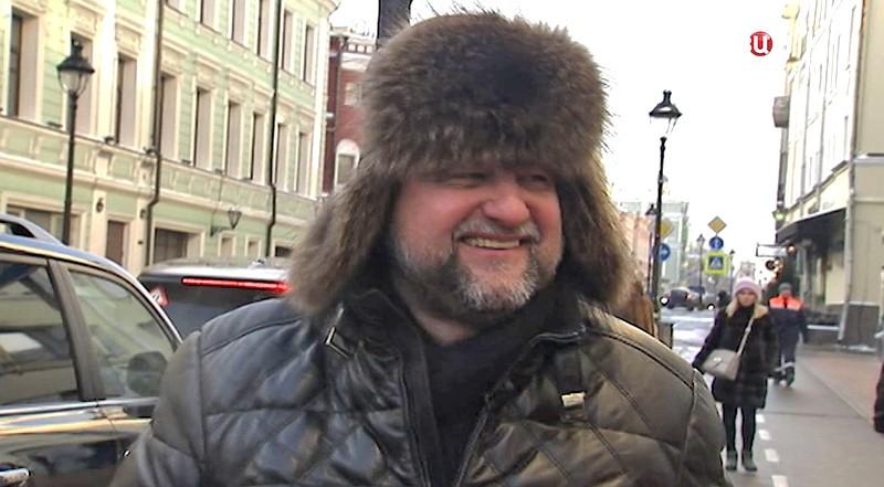 Актер Александр Самойленко