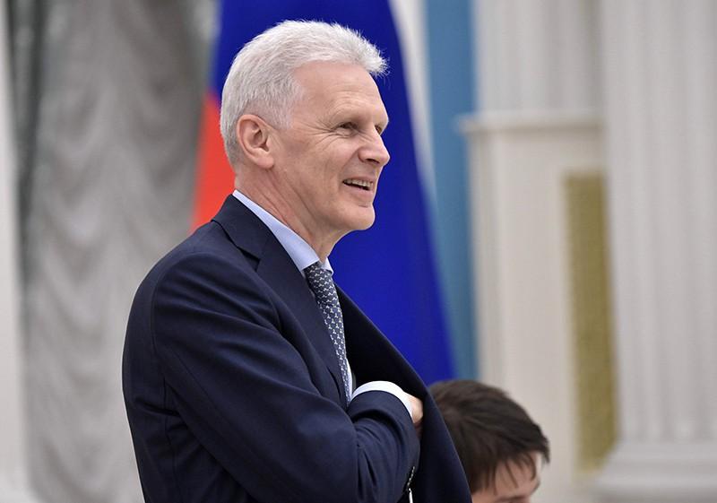 Помощник президента России по образованию и науке Андрей Фурсенко