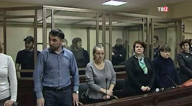 Заседание суда в Ингушетии
