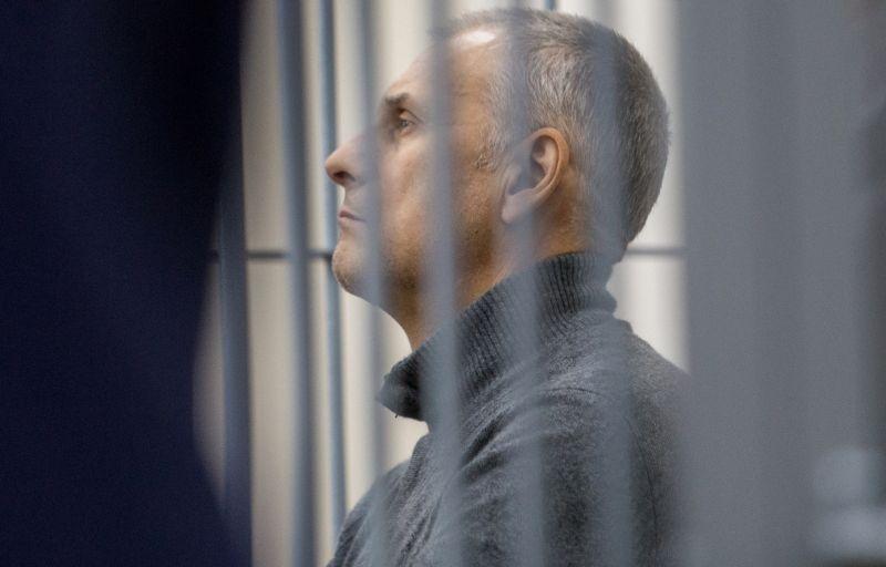 Экс-губернатор Сахалина Александр Хорошавин