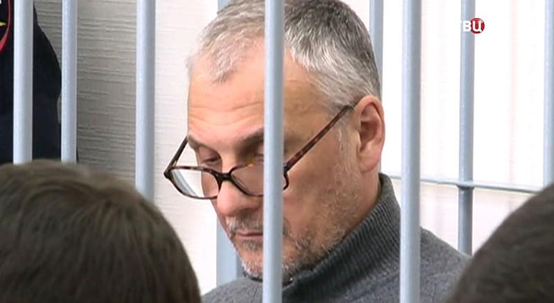 Александр Хорошавин в суде