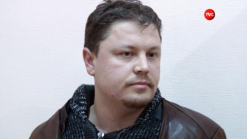 Задержанный в Симферополе украинский шпион