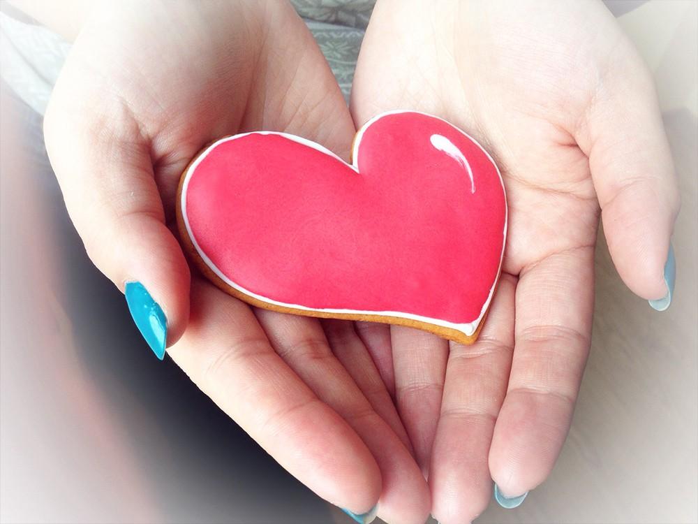 Празднование Дня всех влюбленных