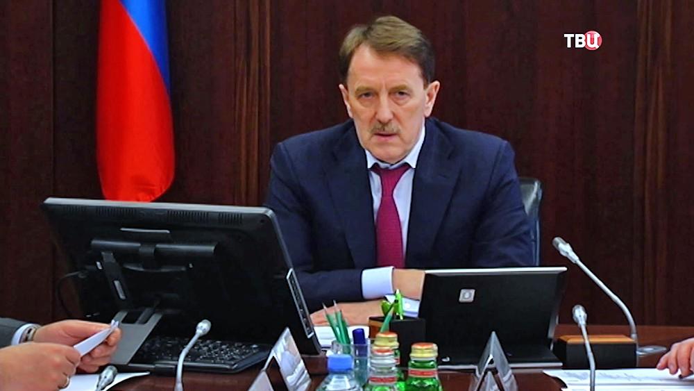 Полпред президента в ЦФО Алексей Гордеев