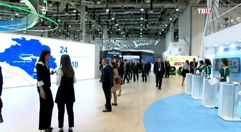 Инвестиционный форум в Сочи