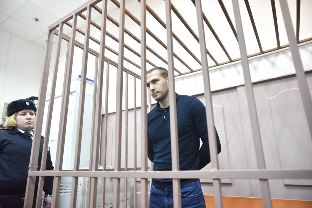 Рассмотрение дела в отношении Александра Ломова, обвиняемого в гибели пешехода
