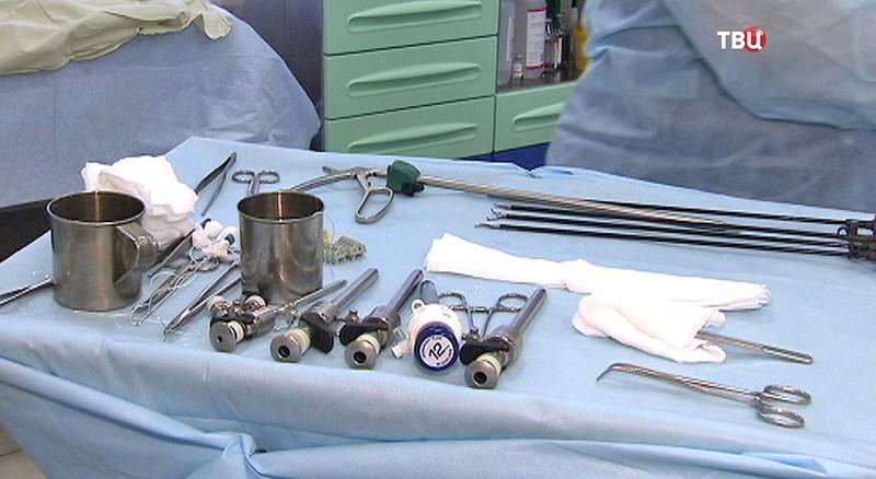 Операция с помощью 3D-технологий