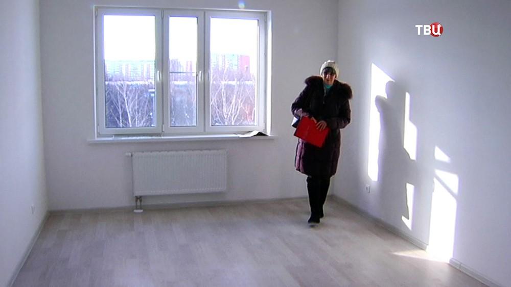 Собственник жилья по программе реновация