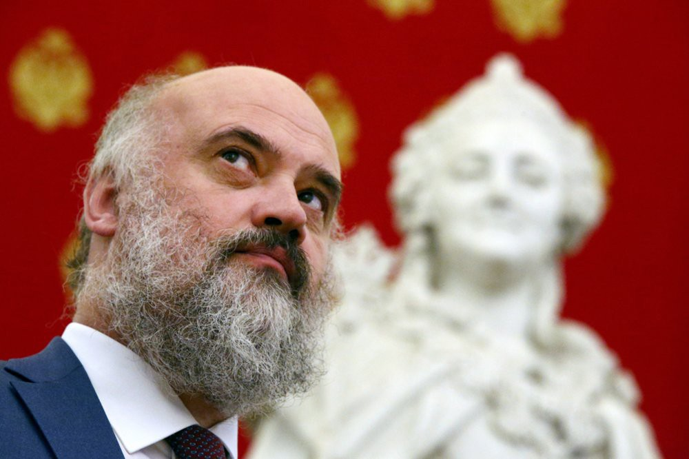 Художник Сергей Андрияки