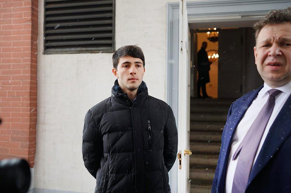 Задержан молодой человек, напавший на Ксению Собчак
