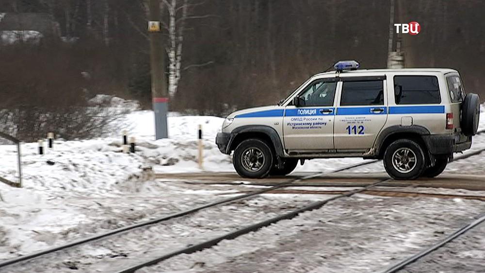 Полиция Истры