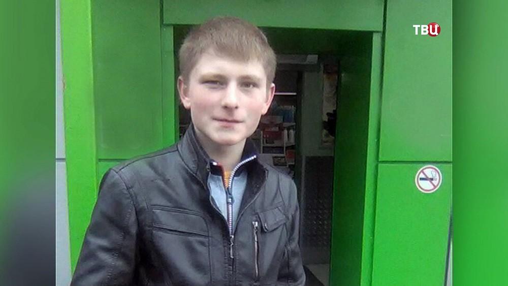 Погибший от нападения бездомных собак Олег Шушунов