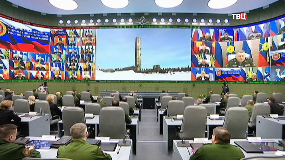 """В Минобороне России наблюдают за подготовкой к пуску ракеты """"Сармат"""""""