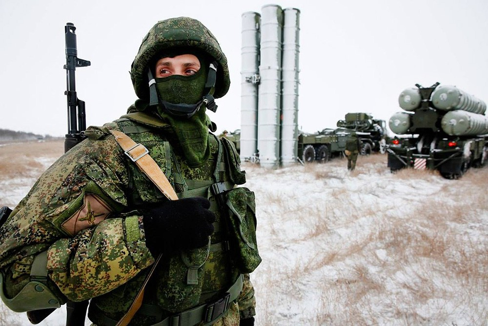 Зенитно-ракетные войска армии России