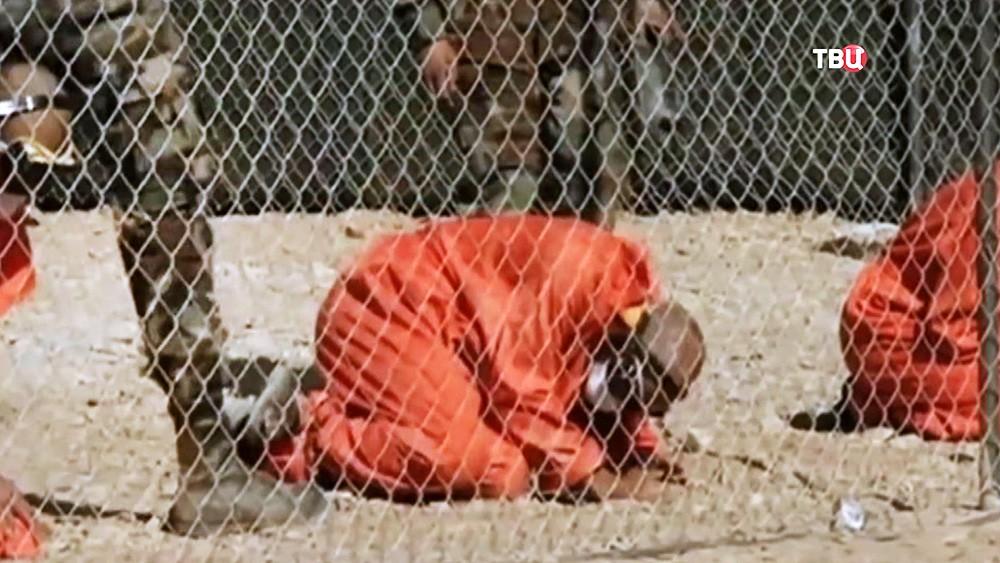 Пытки в тюрьме США