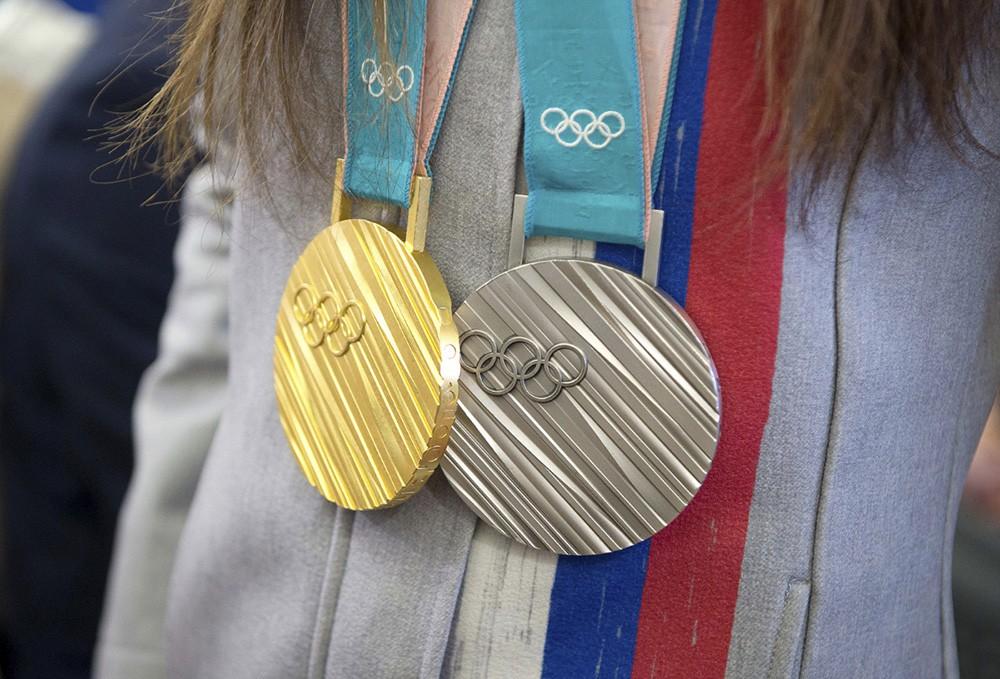 Медали Олимпийских игр в Пхёнчхане