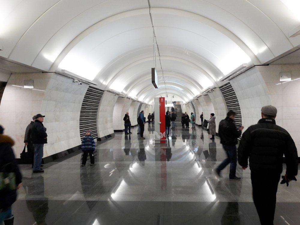Станция «Верхние Лихоборы»