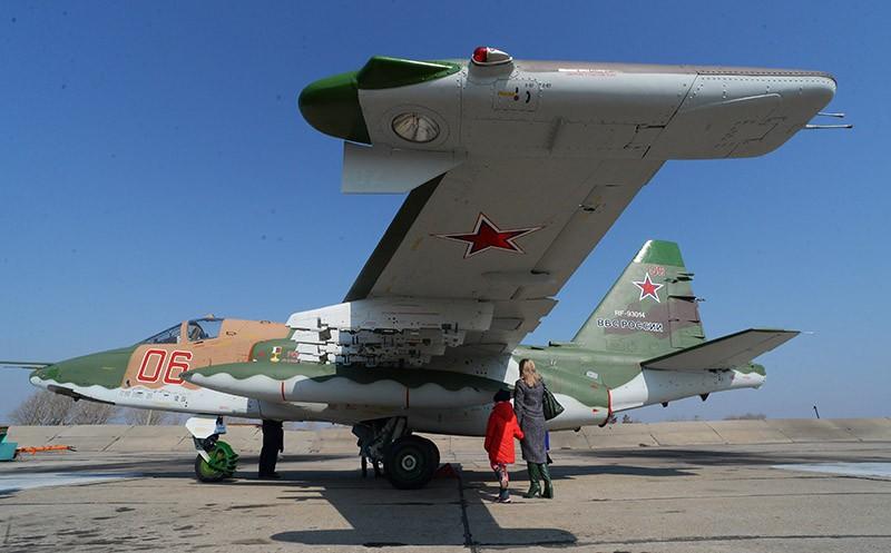 Су-25СМ имени Героя России майора Романа Филипова