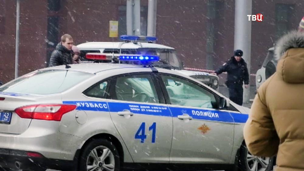 Полиция Кемеровской области