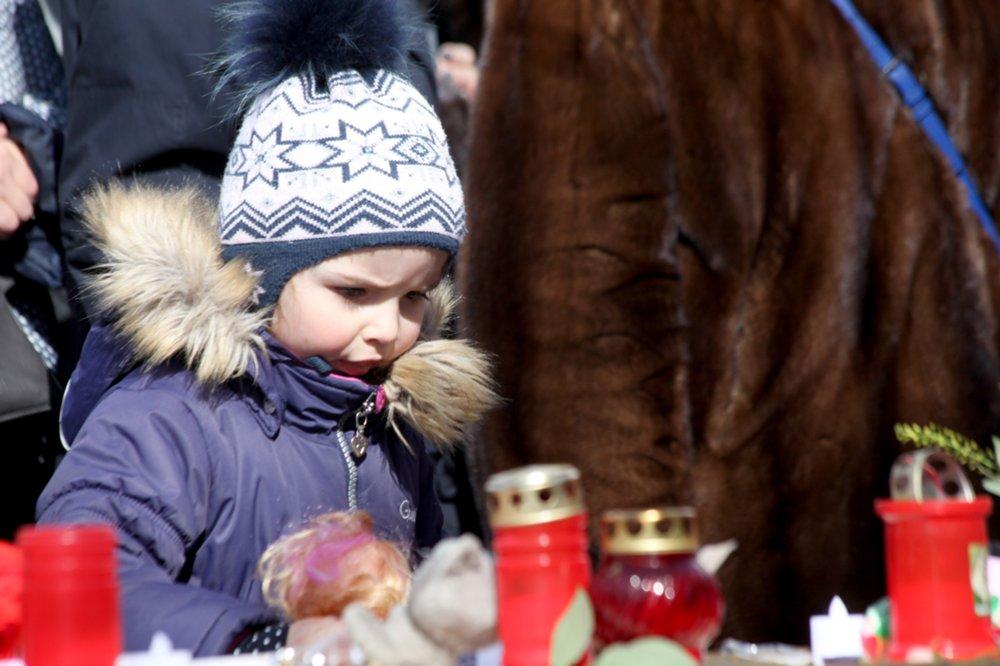 Акция на Манежной площади в Москве