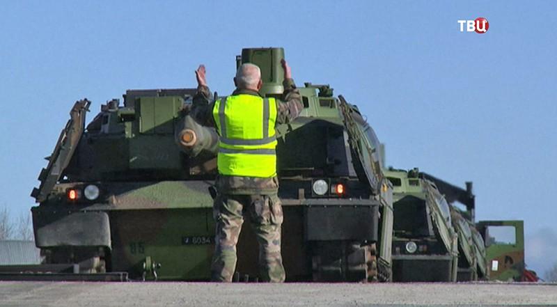 Военная техника НАТО