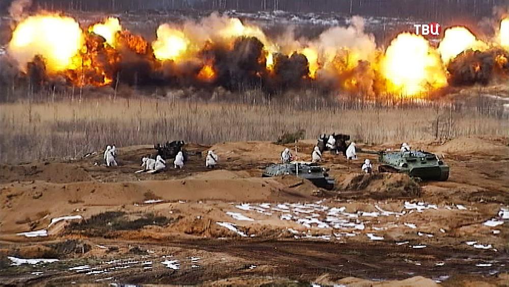 Военно-тактические учения